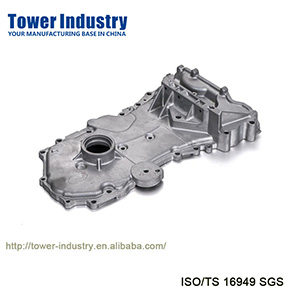 002 ( Aluminium Die Casting Engine Timing Cover)